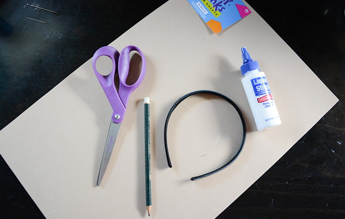 craft supplies for antlers
