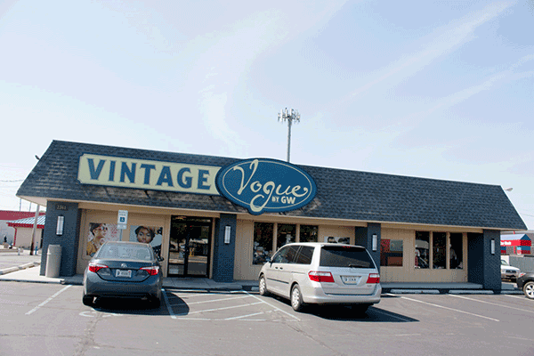 Vintage Vogue Goodwill Boutique near Broadripple