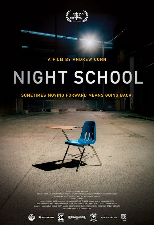 Night School Film follows three students from The Excel Center