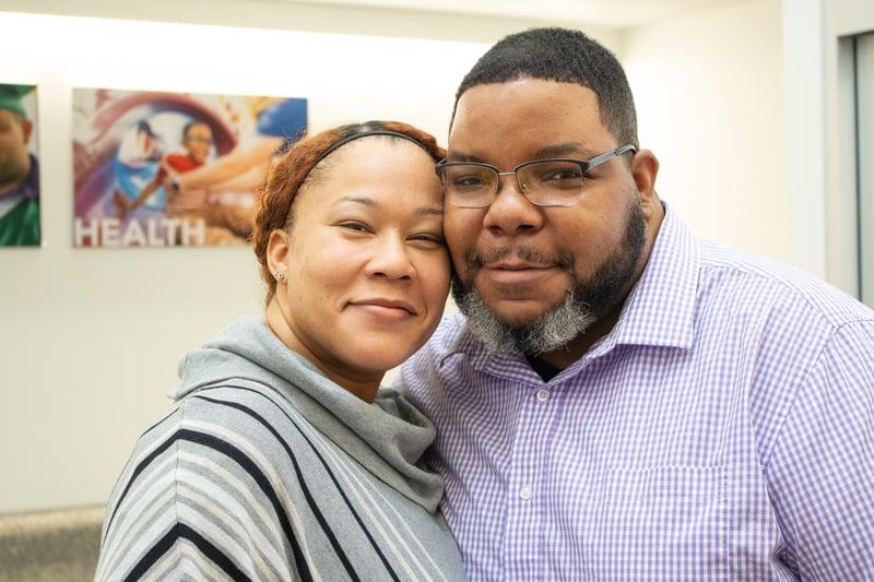 Mr and Mrs Marshall