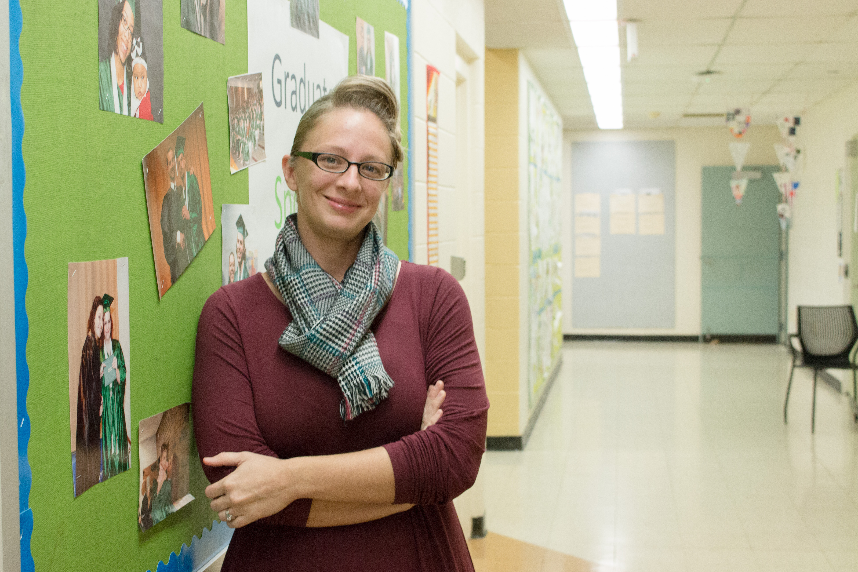 Jennifer Dunn at The Excel Center
