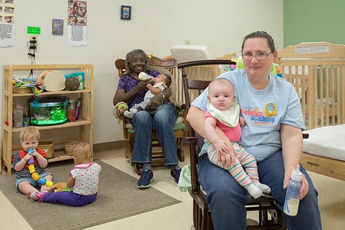 CLC-infantroom